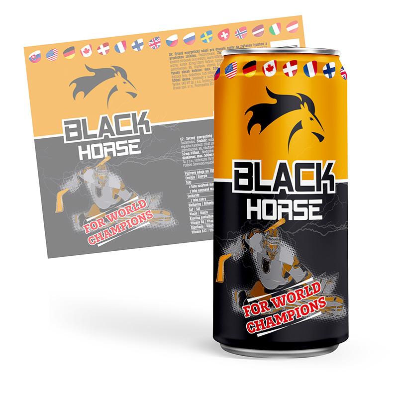 BlackHorse Hckey-Mockup